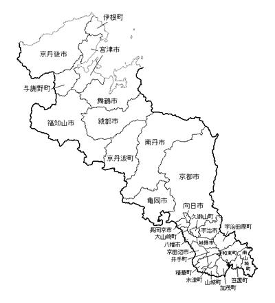 営業地域地図